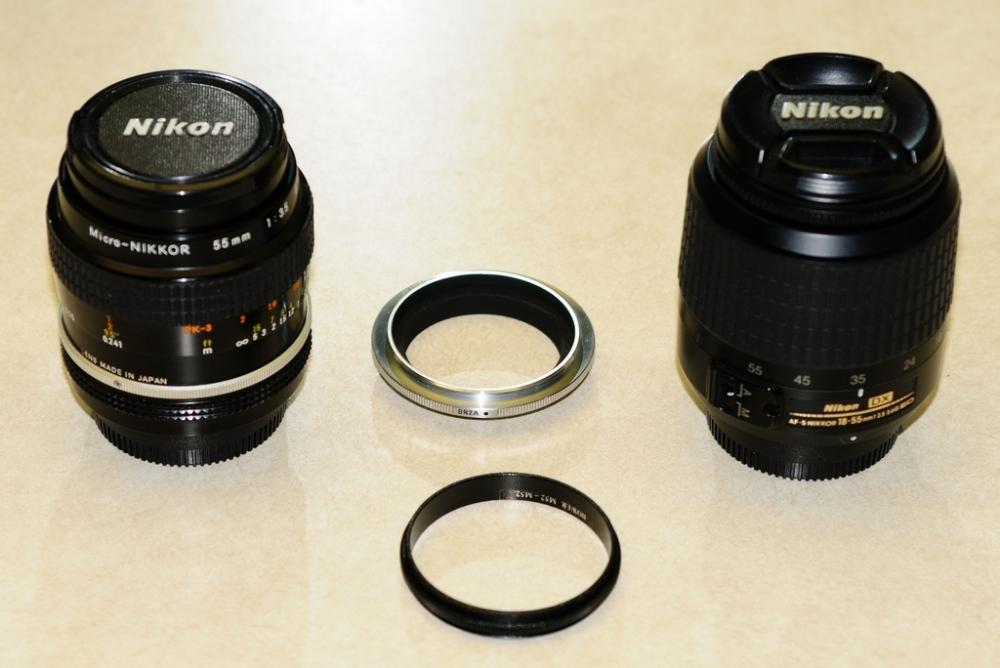 Shooting Closeups - Reversing Rings (1/6)
