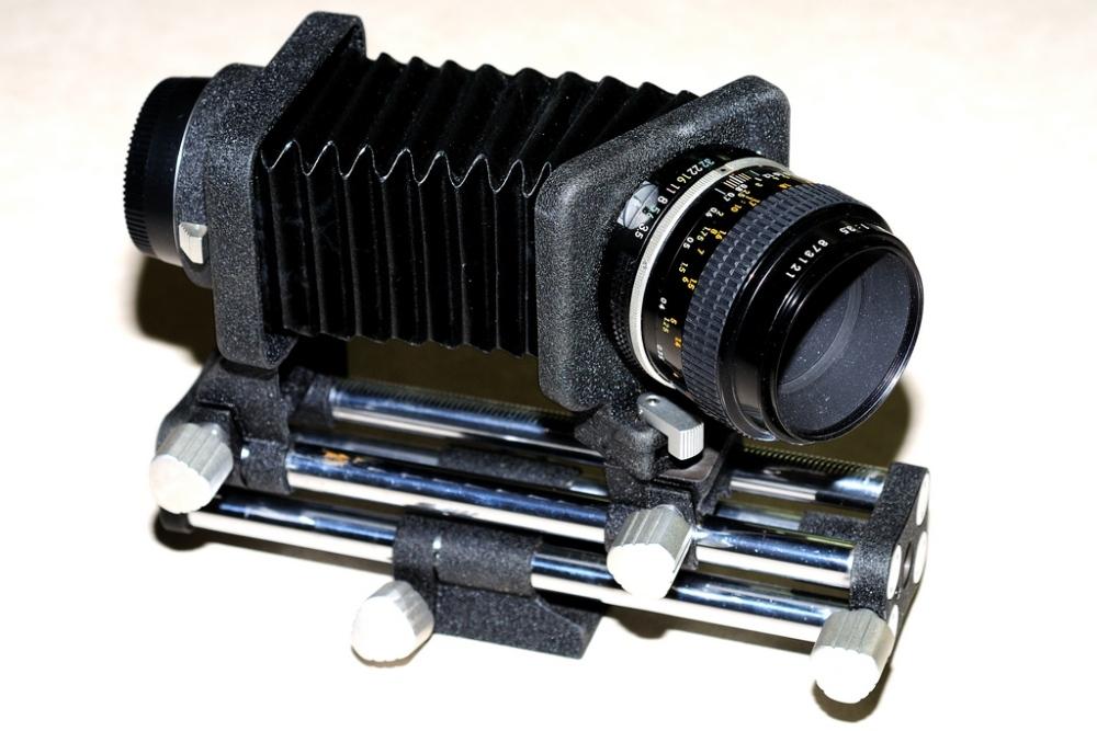 Shooting closeups - Extension tubes and bellows (5/6)
