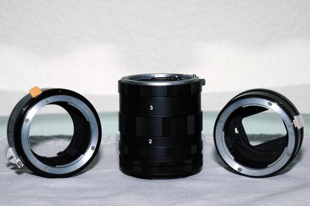 Shooting closeups - Extension tubes and bellows (3/6)