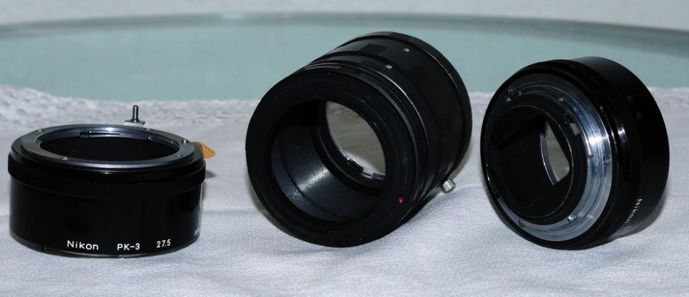 Shooting closeups - Extension tubes and bellows (4/6)