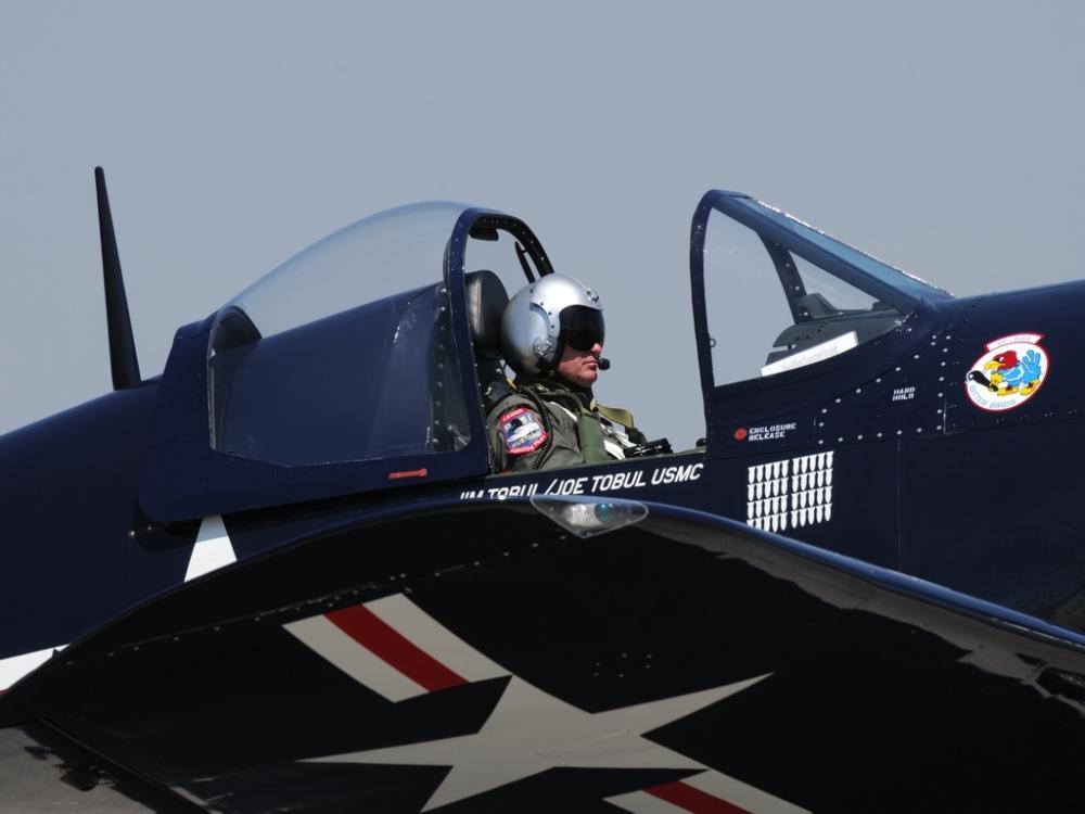 F4U Corsair - Florida International Airshow (3/3)
