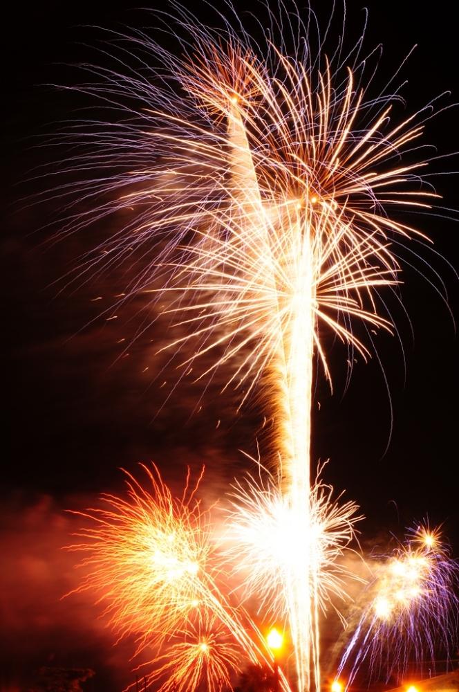 Shooting Fireworks Displays (3/6)
