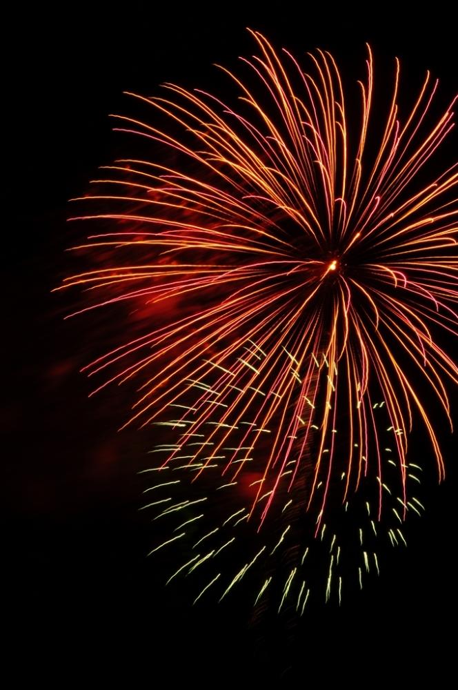 Shooting Fireworks Displays (2/6)