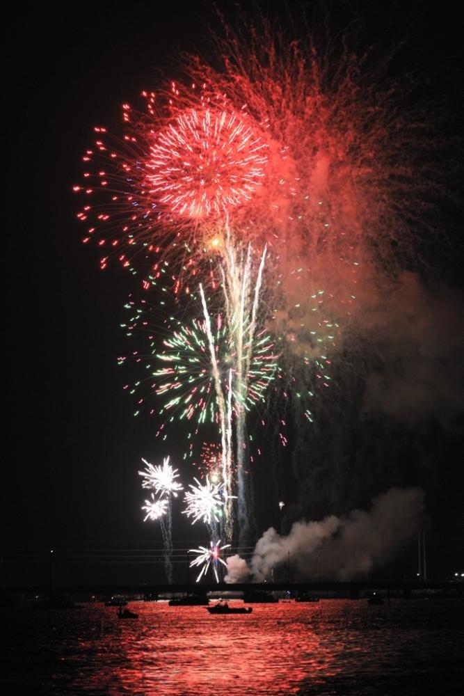 Shooting Fireworks Displays (1/6)